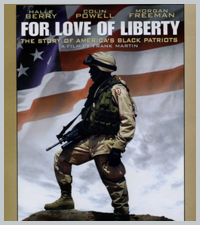 For Love of Liberty DVD