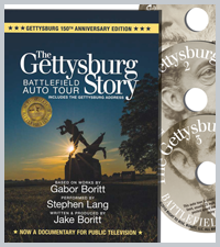The Gettysburg Story - CD Battlefield Auto Tour