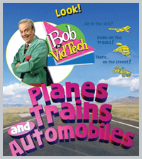 Bob the Vid Tech: PLANES, TRAINS AND AUTOMOBILES-DVD