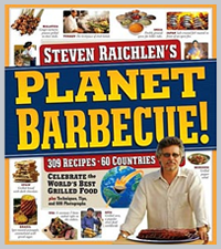 Steven Raichlen's PLANET BARBECUE