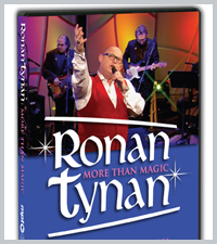 Ronan Tynan - More Than Magic  DVD