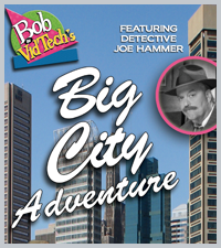 Bob the Vid Tech: Big City Adventure - DVD
