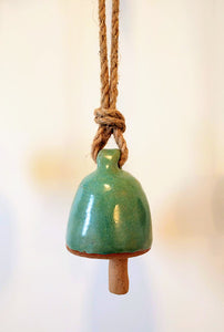 Green Decorative Bell
