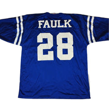 Load image into Gallery viewer, VTG 90s Marshall Faulk Indianapolis Colts Jersey #28 Logo Athletic Sz Large