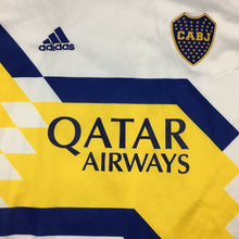 Load image into Gallery viewer, Club Atlético Boca Juniors Argentina Soccer/Football Away Jersey by Adidas Sz L
