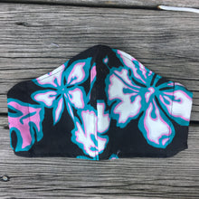 Load image into Gallery viewer, Reworked Hawaiian Shirt Face Mask