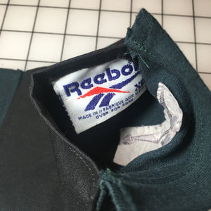 Reworked Reebok Face Mask (Green)