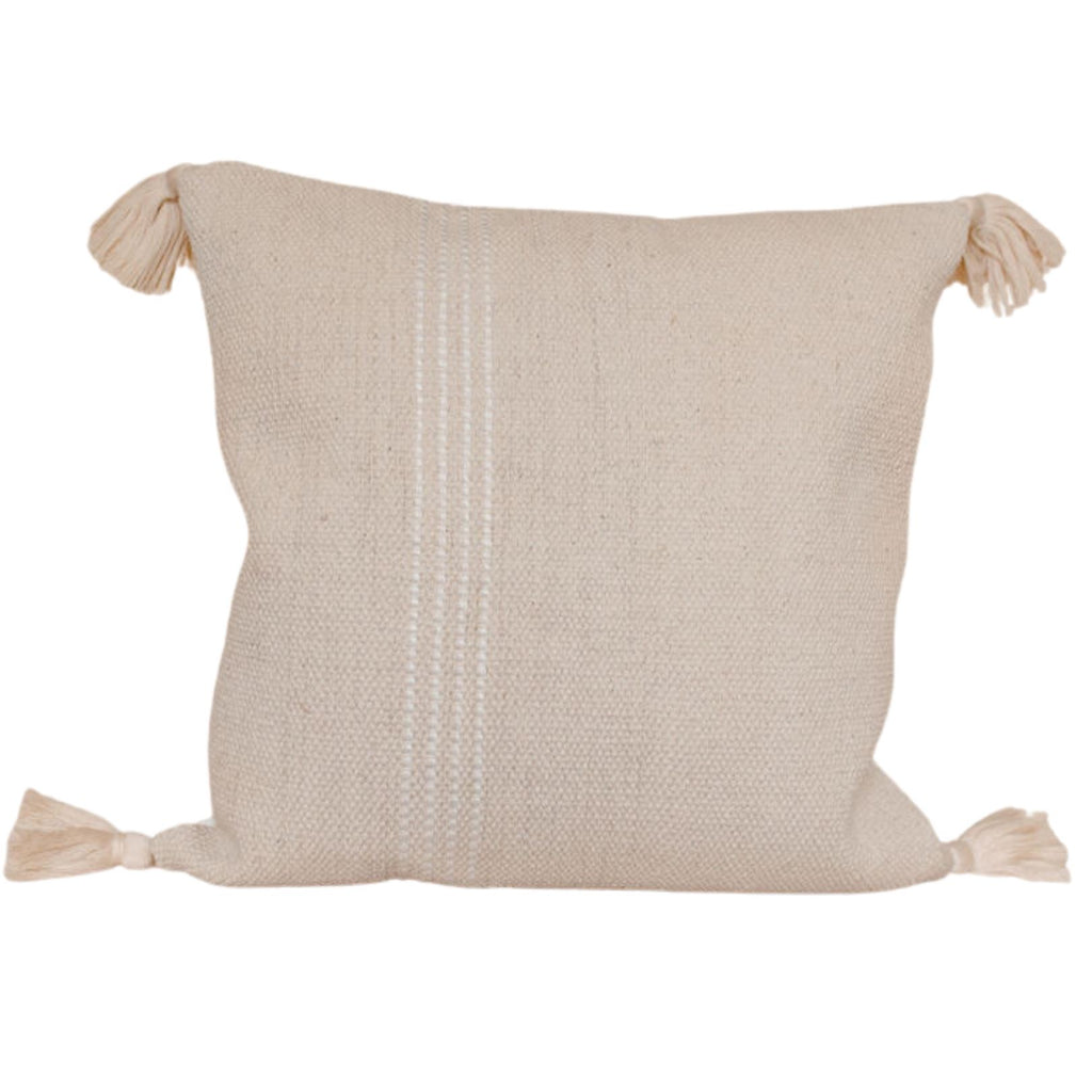 "CAELUM Throw Pillow | The Skye Collection Hudson and Harper 22"" x 22"""