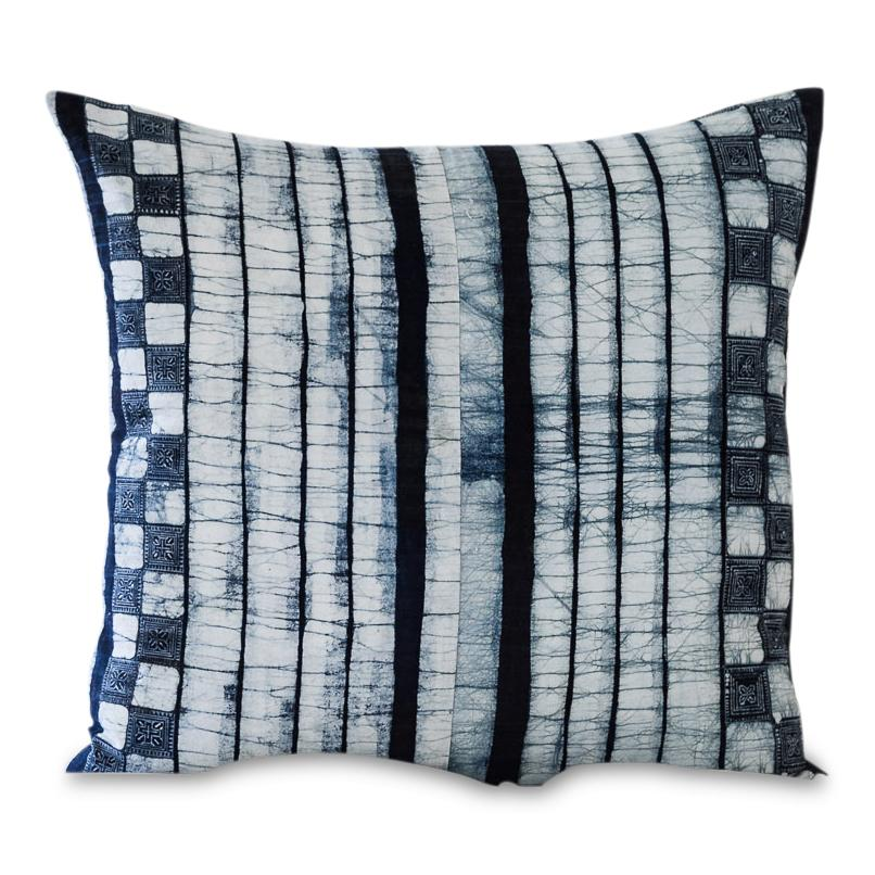KASEM Throw Pillow | Handmade Hmong