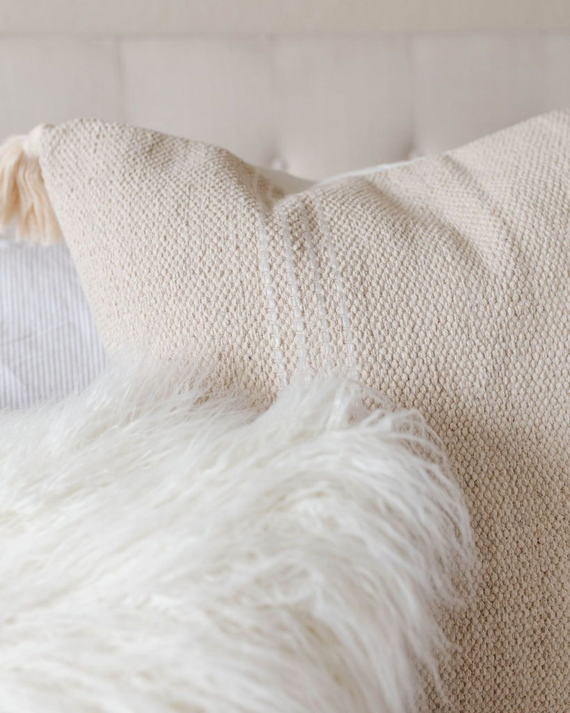 CAELUM Throw Pillow | The Skye Collection
