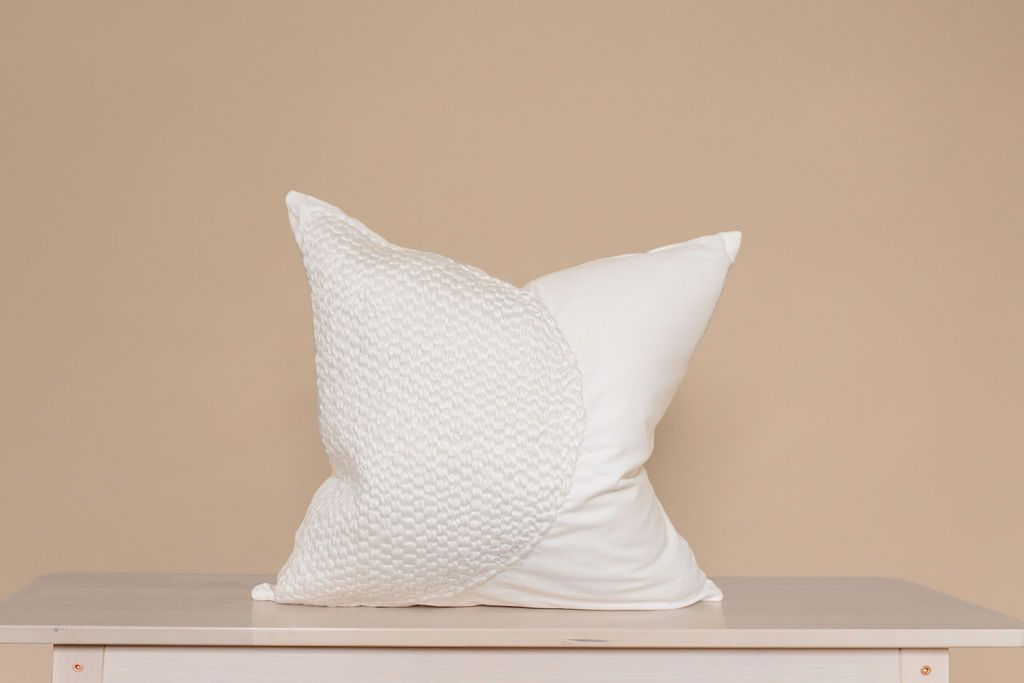 LUNAE Throw Pillow | The Skye Collection Hudson and Harper