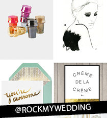 @Rockmywedding Gifts