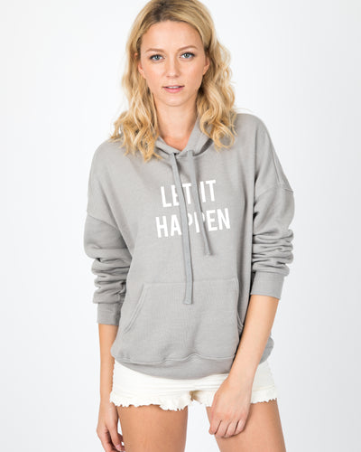 Let it happen Hooded Sweater