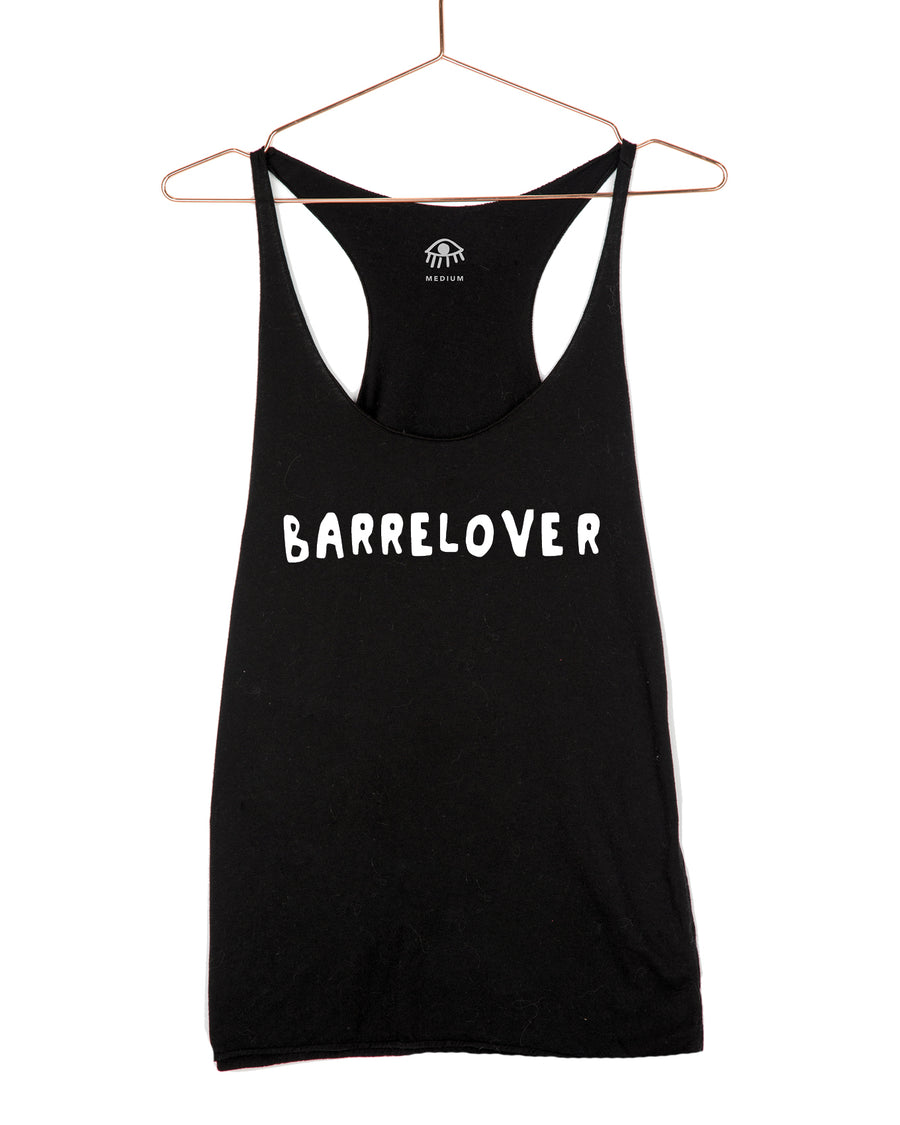 Barre lover Tank Top