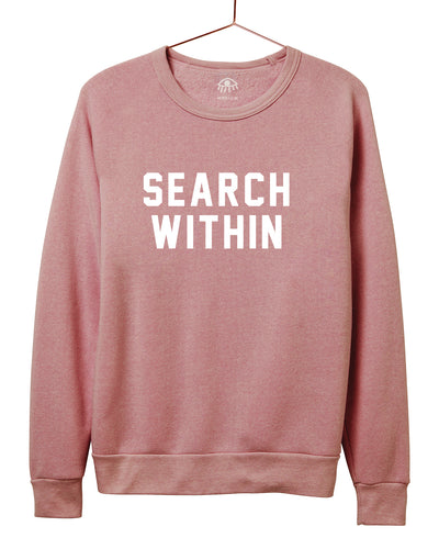 Search Within Crewneck