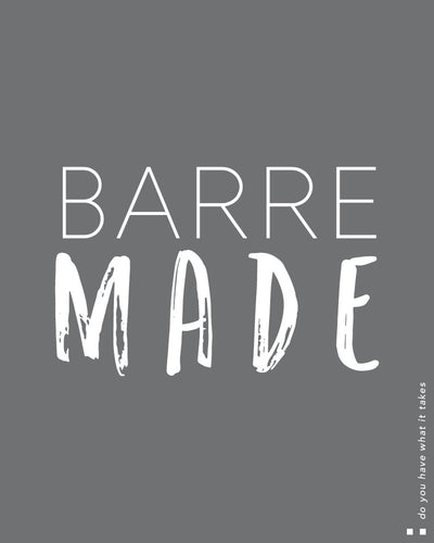 Barre Made High Neck Tank