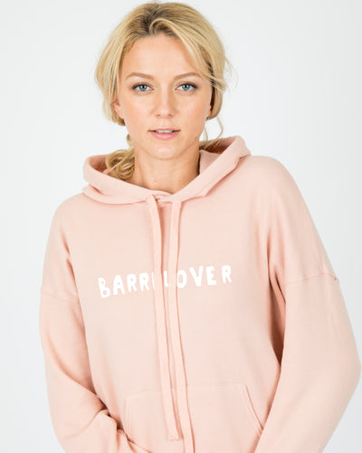 Barre Lover Hooded Sweater