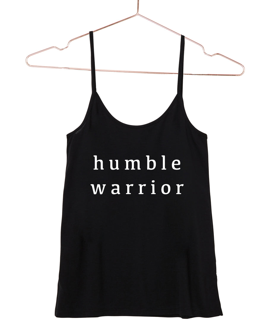 Humble Warrior Cami Tank