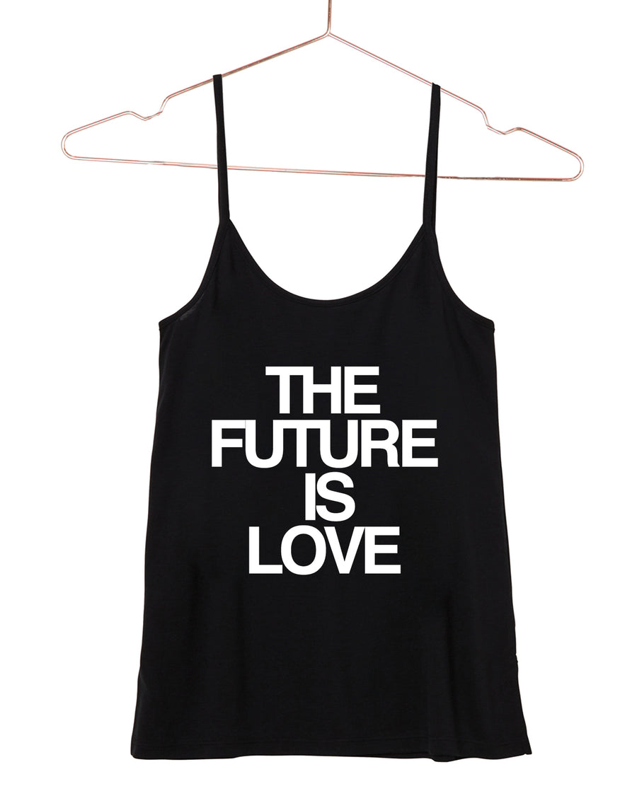 The Future Is Love Cami Tank
