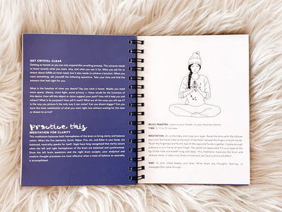 2021 Manifesting with Awareness 12-Month Planner