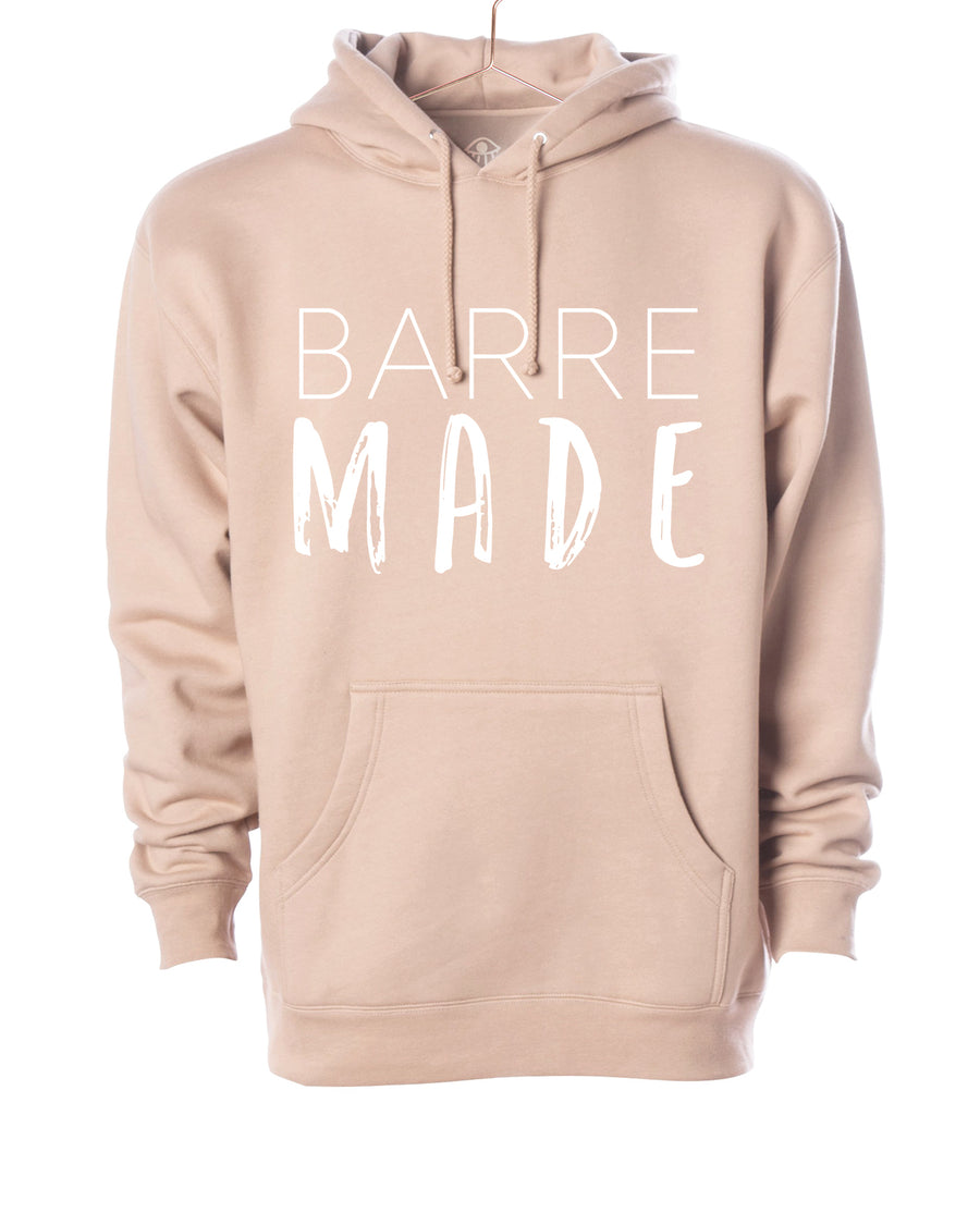 Barre Made Hooded Sweater