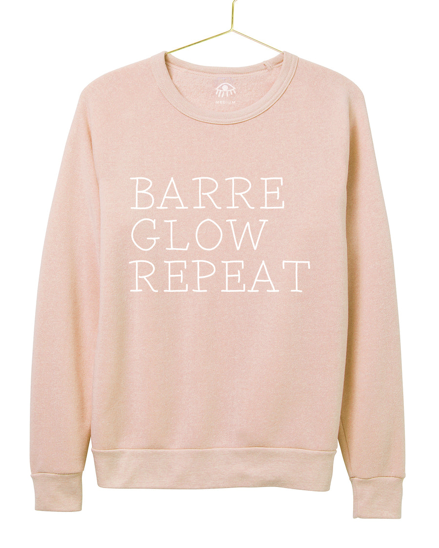 Barre Glow Repeat Crewneck