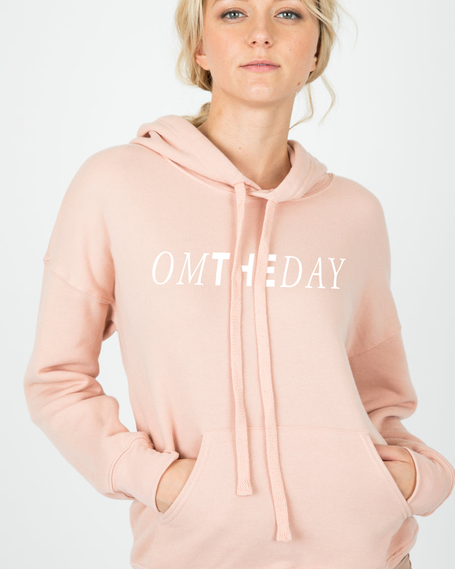 Om The Day Hooded Sweater