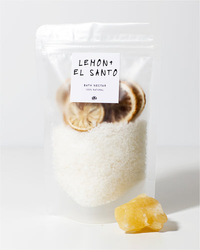 Lemon - Clarity - Soaking Salts