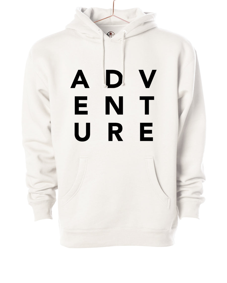 Adventure Hooded Sweater
