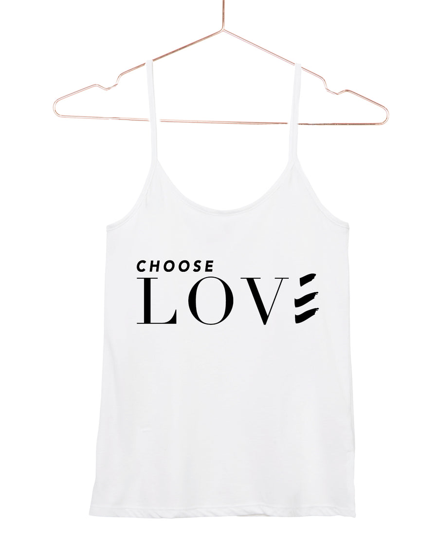 Choose Love Cami Tank