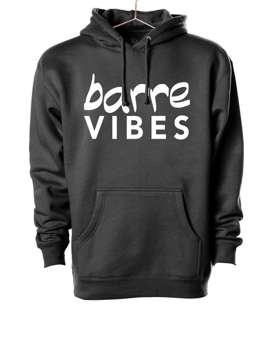 Barre vibes Hooded Sweater