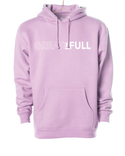 Great & Full Hooded Sweater