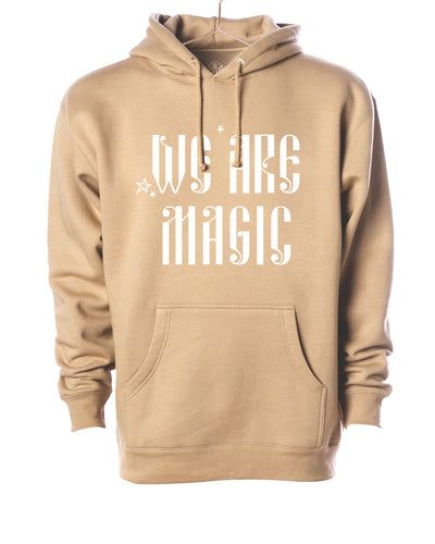We are Magic Hooded Sweater