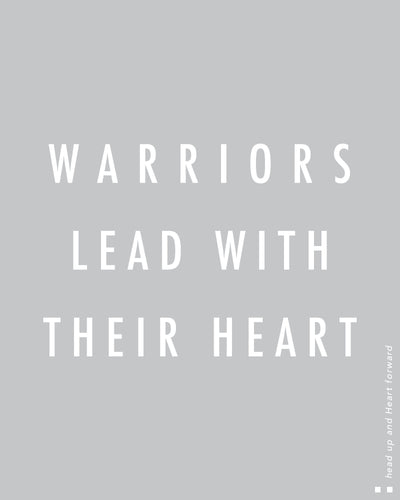 Warriors lead with their heart Thermal