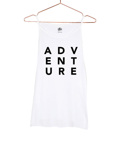 Adventure High Neck Tank