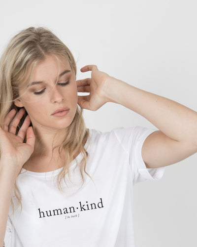 Human.Kind be both Tee