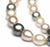 "18"" Multicolor, South Sea, Tahitian & Freshwater Baroque Pearl Necklace, 8.5mm - 11.5mm, AA"