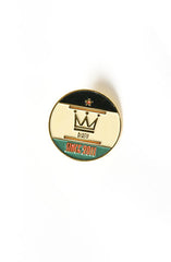 Colored Crown Pin