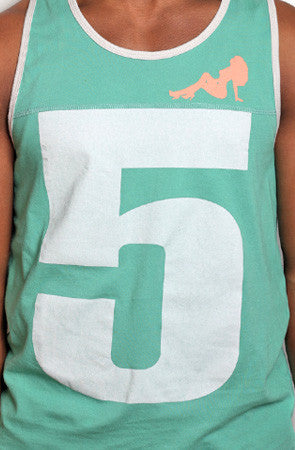 Five Tank (2 Colors)