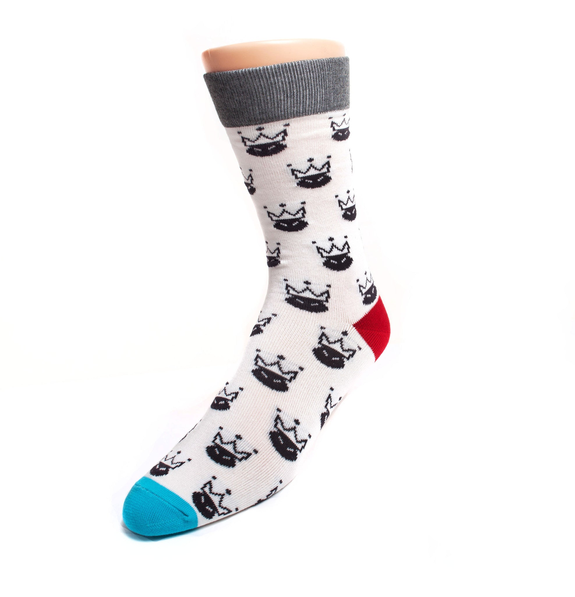 KingMe sock | Off White
