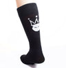 KingMe knee high | Black