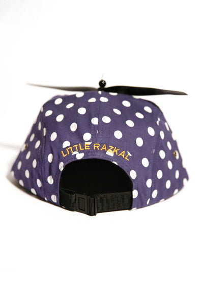 Little Polka FlipPeak | Navy