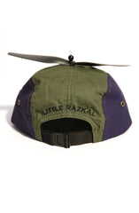 Little Razkal Propeller Camper | Dark