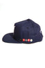 Little King Snapback | Navy