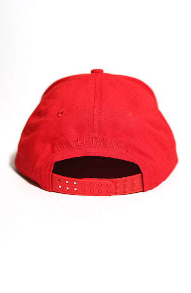 Little King Snapback | Red