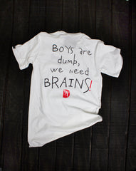 Dumb Boys Tee (2 Colors)