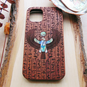 Egyptian Horus phone case