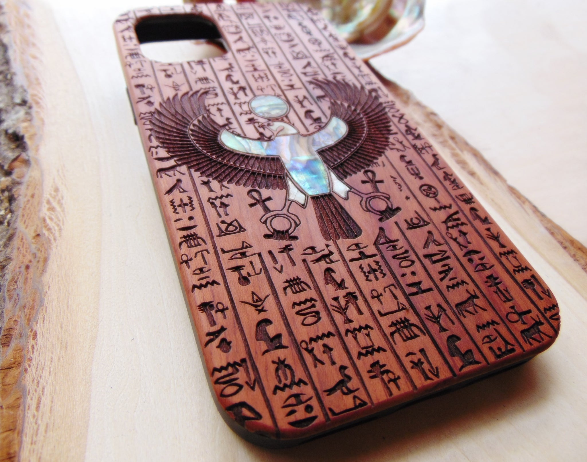 Egyptian Horus Design