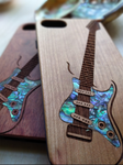 Inlay Wood Cases