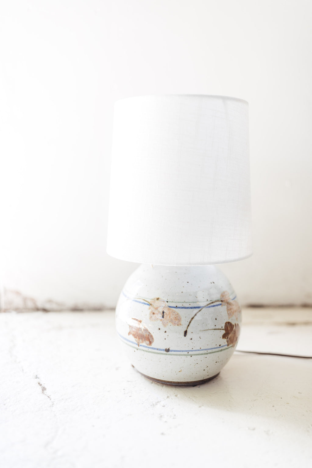 Little Ceramic Lamp